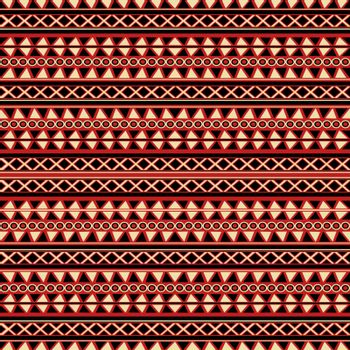 Decorative tribal background, seamless pattern for textile, website background, book cover, packaging.