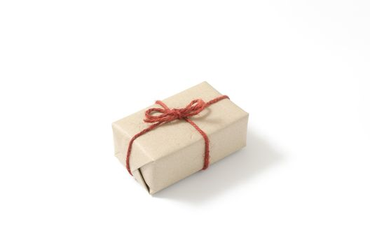craft cardboard gift box
