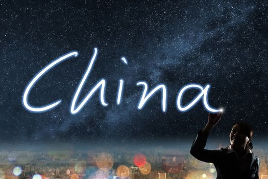 Concept of China
