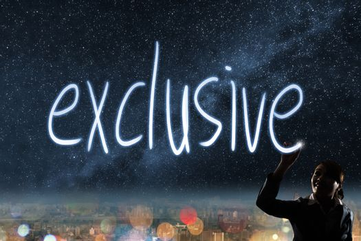 Concept of exclusive