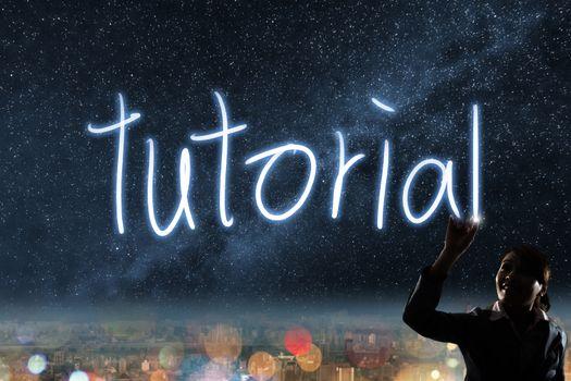 Concept of tutorial