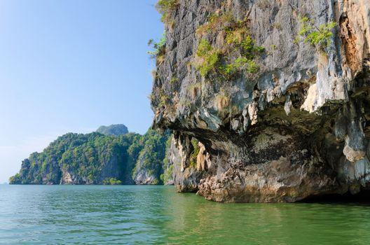 James Bond Island in Phang Nga, Thailand