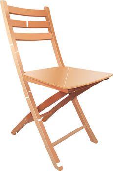 woden convertible chair