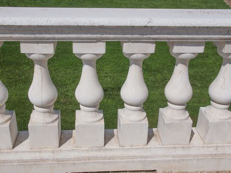 Baroque balustrade