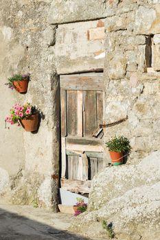 Door Tuscany