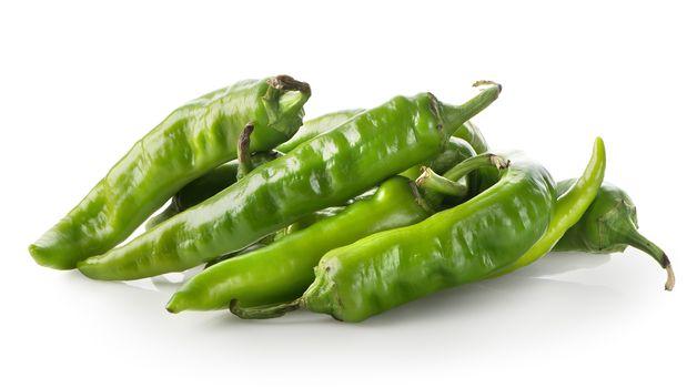 Heap of pepper