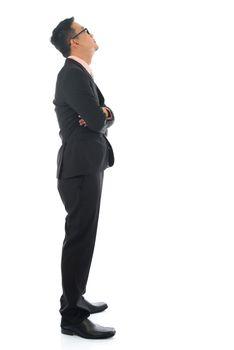 Southeast Asian business male