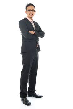 Southeast Asian business man