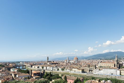 City view Florence