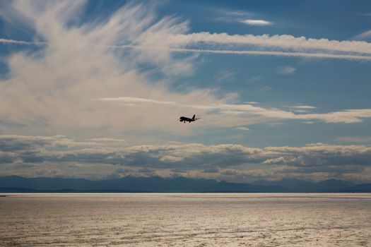 Solitary Jet