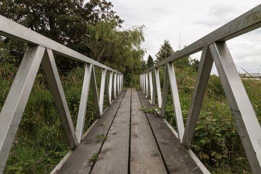 Rural Foot Bridge