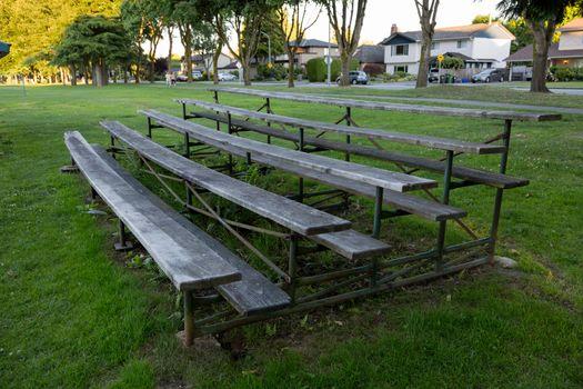 Baseball And Softball Stands