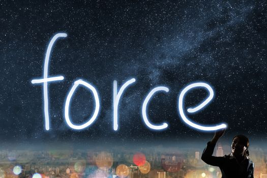 Concept of force