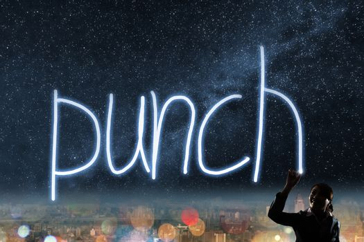 Concept of punch