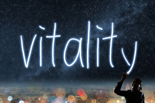 Concept of vitality