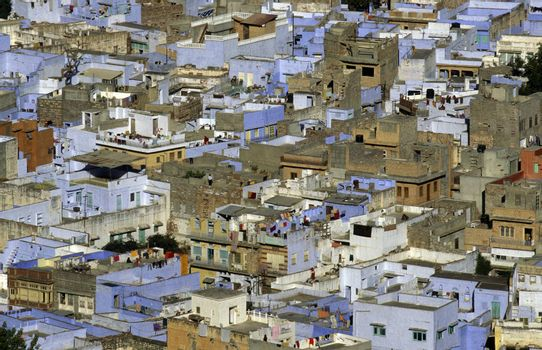 the city of  Jodhpur in the province of Rajasthan in India.
