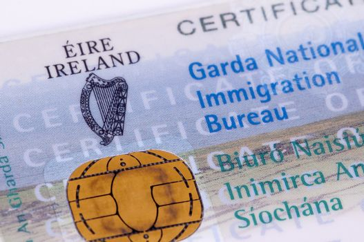Irish Visa / GNIB