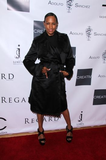 Jackie Christie at the Creativ PR Collections at Fashion Week, Mondrian, West Hollywood, CA 10-20-14/ImageCollect