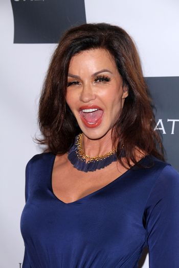 Janice Dickinson at the Creativ PR Collections at Fashion Week, Mondrian, West Hollywood, CA 10-20-14/ImageCollect