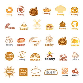 biggest collection of vector logos bakery