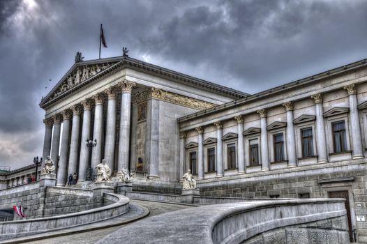 Parliament of Austria, Vienna