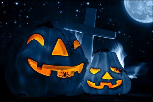 Traditional Halloween decoration