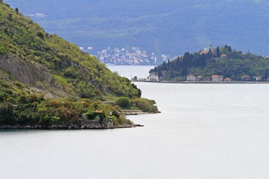 Boka Kotorska strait