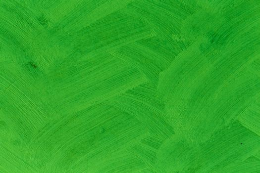 Brushed green wall texture - dirty background
