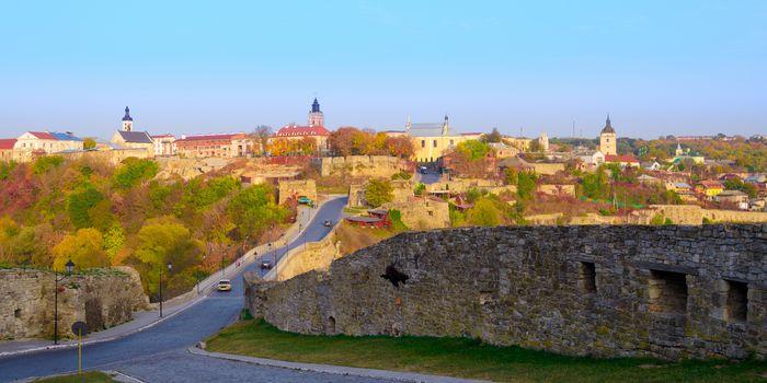 Ancient City of Kamyanets-Podilsky