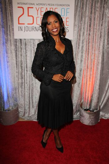 Omarosa at the 25th Courage In Journalism Awards, Beverly Hilton, Beverly Hills, CA 10-28-14/ImageCollect