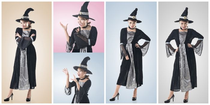 Asian witch