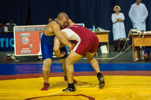 Sports wrestling