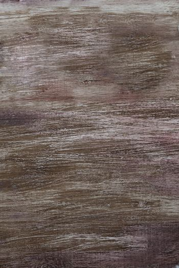 Photo of old vintage brown scratched wooden texture
