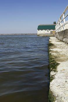 Plot Sea Pier