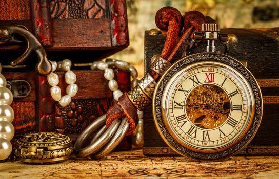 Vintage pocket watch