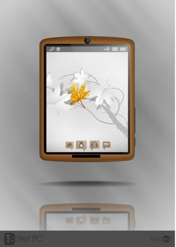 Tablet Computer, Mobile Phone