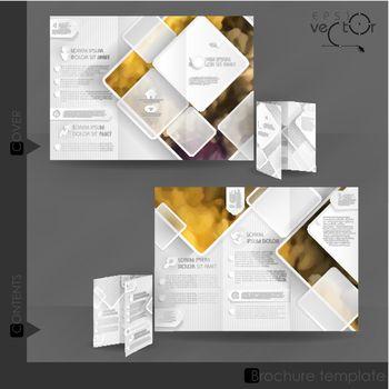 Business Brochure Template Design