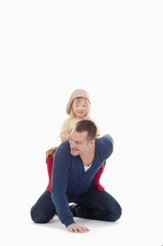 piggyback ride
