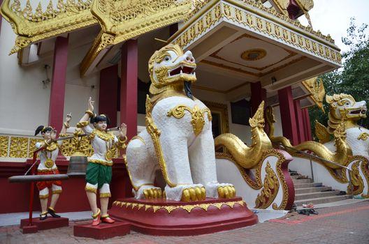 Maha Sasana Ramsi Burmese Buddhist Temple in Singapore