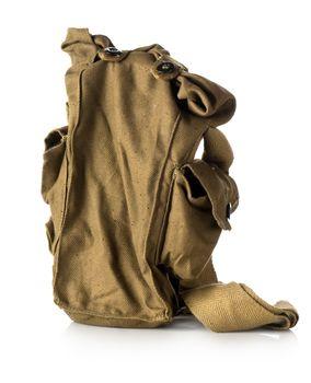 Bag of gas mask