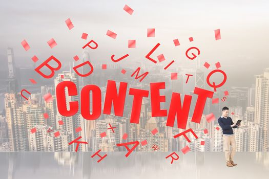 Concept of content