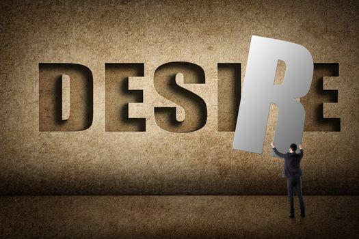 Concept of desire