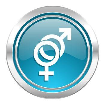 sex icon, gender sign