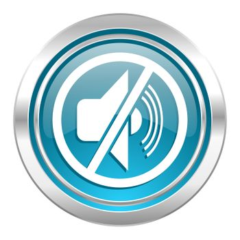 mute icon, silence sign