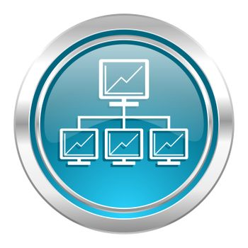 network icon, lan sign