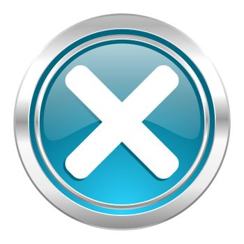 cancel icon, x sign
