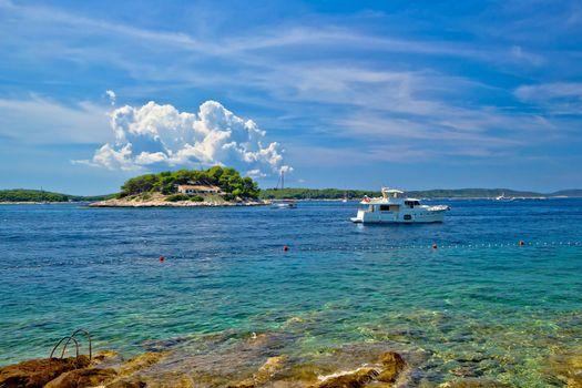 Paklenski islands of Hvar yachting destination