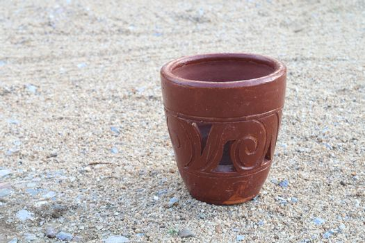 pottery on the sand 2