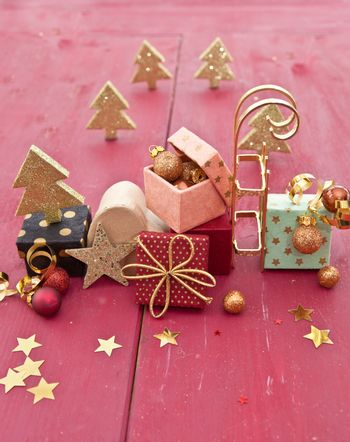 Little colorful presents