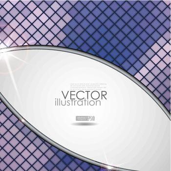 Mosaic Tiles Texture Background. Vector Illustration. Eps 10